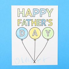 father day card sunday delivery