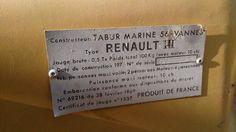 Troc Echange TABUR renault 3 sur France-Troc.com