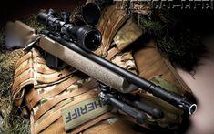 UNDERGROUND SKUNKWORKS KUKRI 7.62mm // love this rifle so much
