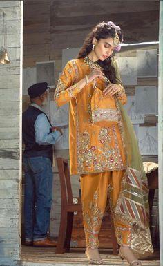 Beautiful Pakistani Dresses, Pakistani Formal Dresses, Pakistani Fashion Party Wear, Pakistani Bridal Dresses, Indian Fashion Dresses, Pakistani Dress Design, Indian Designer Outfits, Pakistani Outfits, Fancy Dress Design