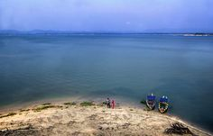 Deserted Lake Photo by Indranil Dutta — National Geographic Your Shot