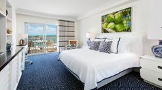The 175-room Oceans Edge Key West Hotel & Marina is the first luxury-branded hotel to open on the small island just east of Key West.