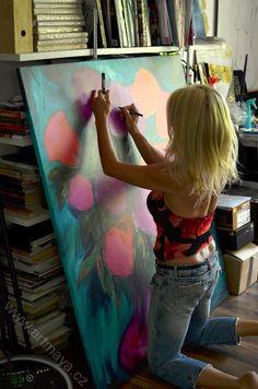 Příprava obrazů na Colours