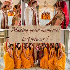 We believe in making your big day really special!!