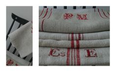 sacs à grain anciens