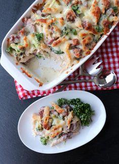 Sausage Recipes, Lasagna, Quiche, Food And Drink, Keto, Dinner, Breakfast, Ethnic Recipes, Quesadillas