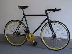 Mission Bicycle #1007 by Mission Bicycle, via Flickr. This is my daily driver.