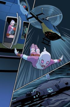 The Unbelievable Gwenpool #1 is out today from MARVEL COMICS!