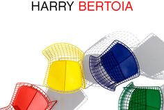 Designer Profile: Harry Bertoia