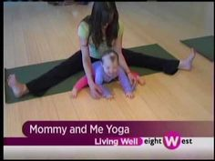 Mommy and Me yoga classes are a great way for moms to reconnect with their kids, while gaining important physical and mental benefits. Mom And Baby Yoga, Mom Baby, Mommy And Me, Baby Yoga Poses, Yoga Classes, Me Time, Excercise, Training Tips, Spring Break