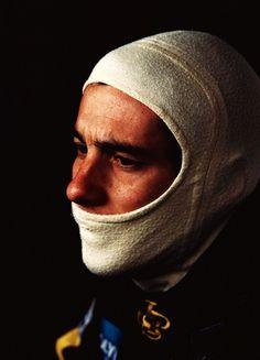 Ayrton Senna 1985 Lotus - Renault