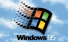 1995 Windows 95 was released