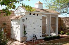 Chicken Coop:)
