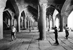 Gabriele Basilico, Iran, 1970, vintage gelatine silver print, cm 30×40