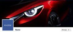 Free Facebook Timeline Cover Photos - Quality-Cover.com: 2014 Red Mazda Hazumi Facebook Cover