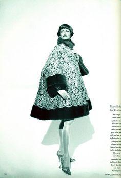 Linda Evangelista in Dior