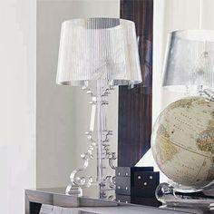 Vision Déco by Sofia | Chez Kartell, lampe bourgie |  Une lampe indémodable, passe partout, que vous pourrez mélanger à tous les styles
