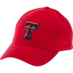 Top of the World Adults' Texas Tech University Premium Collection Cap