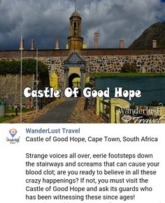 WanderLust Travel - Scariest Places on Earth.