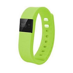 TW64+Smartband+Waterproof+Wristband+Activity+Fitness+Sleep+Tracker+Sport+Pedometer+Bluetooth+4.0+For+IOS+Android+–+USD+$+12.99