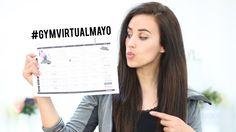 Calendario de entrenamiento mayo   #gymvirtualmayo