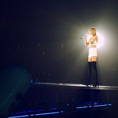 ALL YOU HAD TO DO WAS STAY | 1989 TOUR