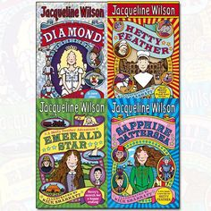 Image result for jacqueline wilson hetty feathers and diamond