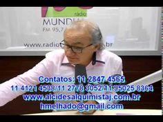 Arte do Equilíbrio - Alcides Melhado Filho - Tema: Práticas Alquimicas -...