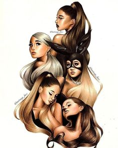 GIVEAWAY✏️ as you guys know i had the opportunity to try out products by – Ariana Grande Ariana Grande Fotos, Ariana Grande Drawings, Ariana Grande Pictures, Ariana Grande Background, Ariana Grande Wallpaper, Celebrity Drawings, Dangerous Woman, Celebrity Couples, Celebrity Style