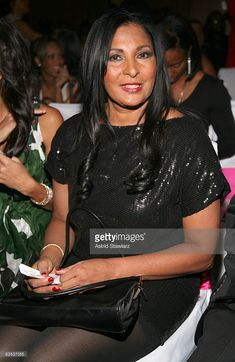 Actress Pam Grier attends the 3rd Annual Black Girls Rock! Awards at Jazz at Lincoln Center on November 2, 2008 in New York City.