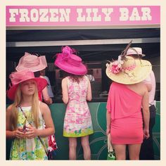 Cute-Lilly at the Kentucky derby 2012