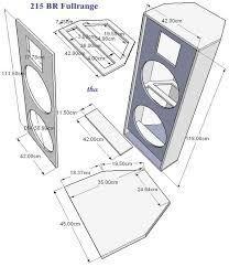 Subwoofer Box Design, Speaker Box Design, Audio Amplifier, Hifi Audio, Speaker Plans, Metal Bending, Sound Speaker, Home Speakers, Circuit Diagram