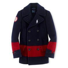 Made in America: Ralph Lauren Debuts 2014 U.S. Winter Olympic Team Uniforms