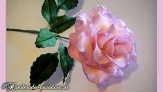 Нежнейшая РОЗА из сахарной мастики - пошаговый фото мастер-класс по созданию розы из мастики, а также холодного форфора или полимерной глины,