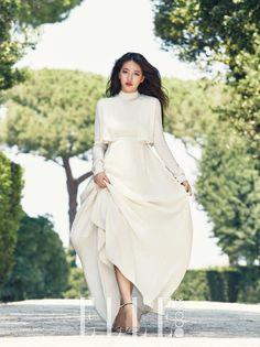 Bae Suzy Elle magazine september 2015