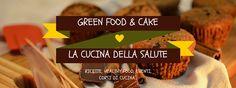Torta all'acqua al profumo di limone | Green food & cake