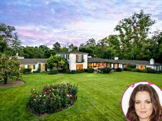 Drew Barrymore put her Montecito, Calif. home on the market for $7.5 million. She and husband Will Kopelman were married here in 2012.