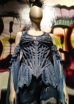 """Jean Paul Gaultier: How The """"Enfant Terrible"""" Of French Fashion Influenced Modern Lingerie"""