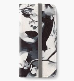 """""""Woman"""" iPhone Wallet by Iphone Wallet, Iphone 6, Sell Your Art, Voss Bottle, Wallets, Woman, Stuff To Buy, Purses, Women"""