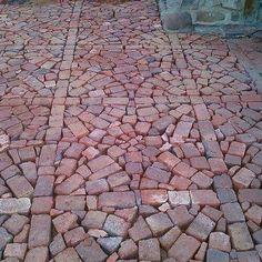 Upcycled bricks