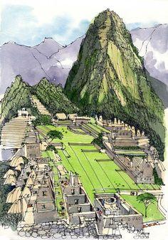 James Richards -  Machu Picchu
