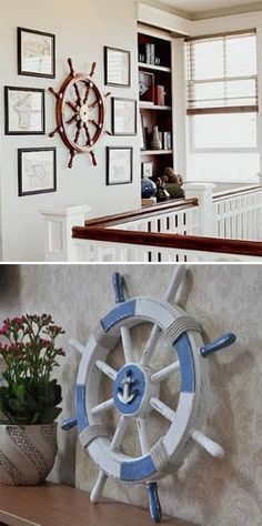Maritime/Nautical Decor