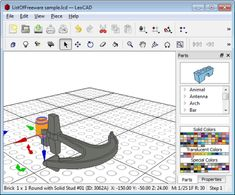 List of Best free modeling software for Windows. Use these modeling tools to create models, animation, rendering and Lego design. Free 3d Modeling Software, Free Cad Software, Free Software Download Sites, Cnc Software, Engineering Tools, 3d Printing Diy, 3d Cnc, Lego Store, Cnc Woodworking