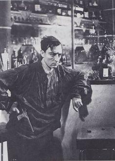 Buster as Jim LeBalafre in Le Roi