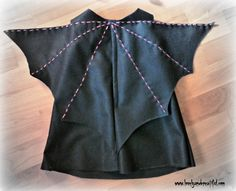 Disfraz de murciélago de Lovely and creatiful >> Bat Costume for toddlers