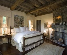 Wade Hampton House Master Suite