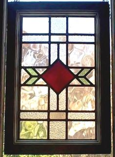 Found Stain Glass Window from Stan's sister Brenda for our Boise Bench home - Nancy Kelly Music   singer/songwriter   Beyond Music : My Vintage