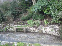 Greenmantle Gardens Dry Stone Wall Garden Projects, Home Projects, Garden Design Images, Dry Stone, Houzz, Devon, Stepping Stones, Townhouse, Gardens