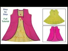 Zabardast A Baby Frock Designs with Koti Frock & Koti Set Cutting and . Baby Summer Dresses, Baby Girl Dresses, Baby Boy Outfits, Baby Girl Frocks, Frocks For Girls, Baby Dress Design, Frock Design, Choli Designs, Dress Designs