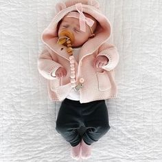 Don't let that pacifier clip cramp her style. These paci clips are chic, beautiful and a complete lifesaver.   Thanks for letting us share your sweet one, @christineyallen.